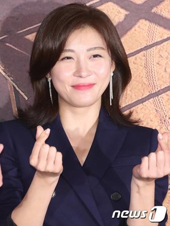 女優ハ・ジウォン、「ガリレオ」出演理由について「幼い頃から宇宙行きを夢見ていた」