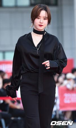 韓国女優で映画監督としても活躍しているク・ヘソンが、外見の変化によって関心が集まっている。(提供:OSEN)