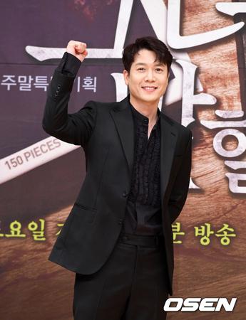 韓国俳優チョ・ヒョンジェが、結婚してから初めて出演するドラマ「彼女はといえば」に対する意気込みを語った。(提供:OSEN)
