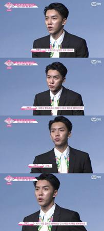 韓国俳優兼歌手のイ・スンギが、デビュー当時を振り返った。(提供:news1)