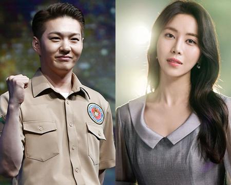 韓国ボーイズグループ「BTOB」メンバーのチャンソプとミュージカル女優チョン・ジェウンの熱愛説が浮上した中、チャンソプのファンの一部が「ファンに対する配慮がないのが問題」と主張している。(提供:OSEN)