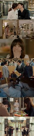 ドラマ「油っぽいメロ」より(提供:news1)