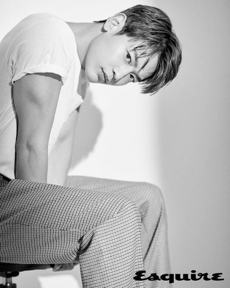 ミンホ(SHINee)、映画「人狼」出演について「キム・ジウン監督と撮影できたことを幸運に思う」(提供:OSEN)
