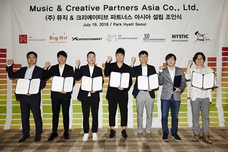 K-POPミュージックビデオ(MV)コンテンツをグローバルプラットフォームに統合流通、管理する専門会社である「韓国版VEVO」が設立される。(提供:news1)