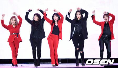 「Red Velvet」、8月初めのカムバック目標に準備中! (提供:OSEN)