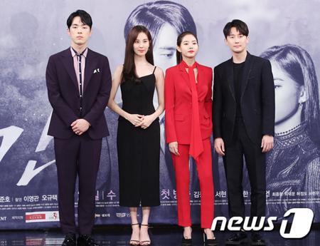 韓国MBCの新ドラマ「時間」のVライブが突然中止になり、その背景に関心が注がれている。(提供:news1)