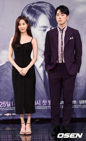 韓国俳優キム・ジョンヒョンが、放送開始前から態度で騒動になった。(提供:OSEN)