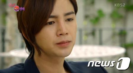 韓国芸能情報番組で、俳優チャン・グンソクの入隊について伝えられた。(提供:news1)