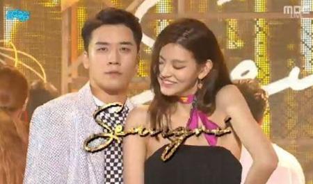 韓国女性歌手Andaが、YGファミリーに仲間入りした。(提供:OSEN)