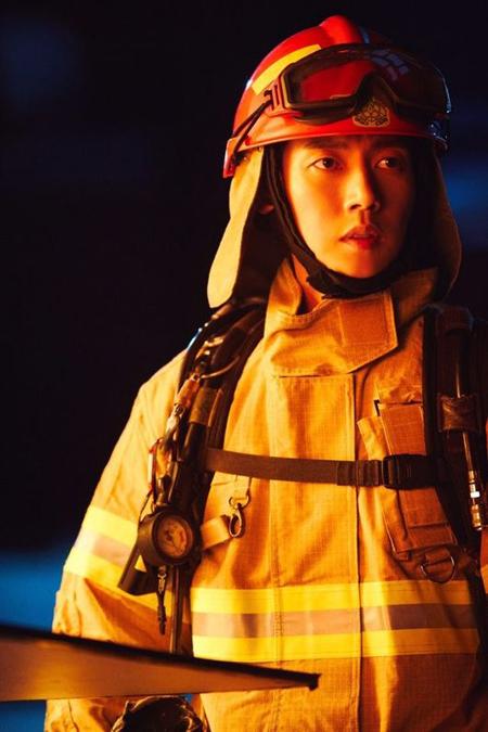俳優パク・ヘジン、消防士のために才能寄付=「消防安全広報動画」にノーギャラ出演(画像:OSEN)