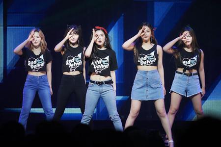 """「Red Velvet」、8月6日にカムバック確定! """"サマークィーン""""の帰還(提供:OSEN)"""