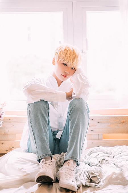 新人アイドルグループ「Newkidd」のメンバー、ユンミンが人気ウェブドラマ「放課後恋愛」シーズン2の主演に抜てきされた。(提供:OSEN)