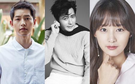 【公式】チャン・ドンゴン&ソン・ジュンギ&キム・ジウォン、tvNドラマ「アスダル年代記」出演へ…来年上半期放映(提供:OSEN)