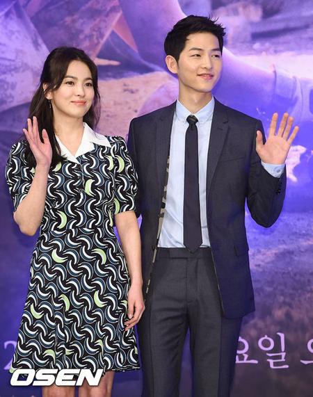 俳優ソン・ジュンギ&ソン・ヘギョ夫妻、結婚後はじめて2人そろってドラマ復帰