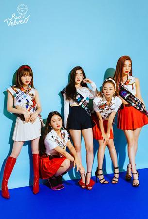 【公式】「Red Velvet」、夏のアルバムタイトル曲は「Power Up」…8月6日カムバック(提供:OSEN)
