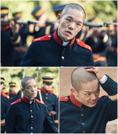 「ミスター・サンシャイン」でイ・ビョンホンと対立する日本軍幹部役に視線集まる…「韓国人か日本人か」との討論まで(提供:OSEN)