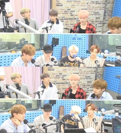 「SEVENTEEN」、ラジオ番組で人気を実感する瞬間を言及「正直…」(提供:news1)