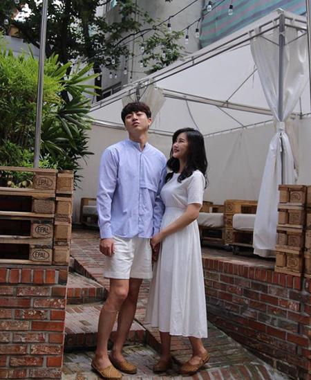 お笑い芸人ユ・サンム&作曲家キム・ヨンジ、10月28日に結婚(提供:OSEN)