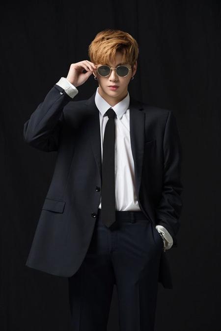 「Wanna One」カン・ダニエル、アイウェアブランドのモデルに抜てき! (提供:OSEN)