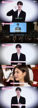 韓国ボーイズグループ「Wanna One」メンバーのイ・デフィが、コンセプト評価に作曲家として登場した。(提供:news1)