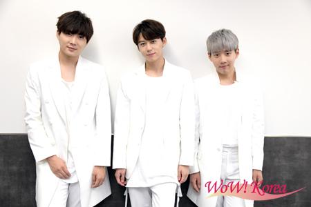 「ZEUS」チャンヒョン(CHANGHYUN)、インソク(INSEOK)、ミンホ(MINHO)