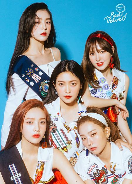 「Red Velvet」、9月8日より海外ツアーに突入(提供:news1)