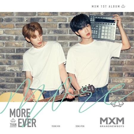 【公式】「MXM」、きょう(14日)デビュー1年で初のフルアルバム発表(提供:OSEN)