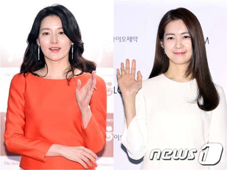 韓国女優イ・ヨンエがMBC編成予定である新ドラマ「イモン」から降板し、新しいヒロインに女優イ・ヨウォンが出演を検討していることがわかった。写真左からイ・ヨンエ、イ・ヨウォン。(提供:news1)