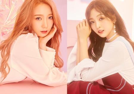 韓国ガールズグループ「宇宙少女」ミキとソニが、「宇宙少女」と中国版「プロデュース101」から誕生した「火箭少女(Rocket Girls)101」の活動を並行する。