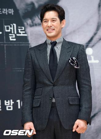 韓国俳優オ・ジホに第2子となる男児が誕生した。(提供:OSEN)