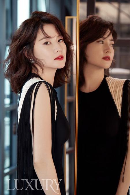映画「私を探して」でスクリーン復帰控える女優イ・ヨンエ、「内面・外面すべて美しい人になりたい」(提供:OSEN)