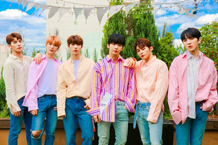 2017年1月韓国デビューを果たしたボーイズグループTST