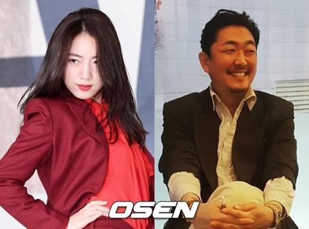 韓国女優リュ・ファヨン(25)にタレントLJ(40)との熱愛説が浮上した中、リュ・ファヨン側が「恋人ではない」と明らかにした。(提供:OSEN)