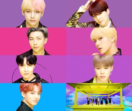 韓国アイドルグループ「防弾少年団(BTS)」のリパッケージアルバムのタイトル曲がベールを脱いだ。(提供:news1)
