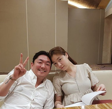 男性タレントのLJ、リュ・ファヨン(元T-ARA)と「2年間、交際」暴露もファヨン姉は強く否定(画像:LJのInstagram)