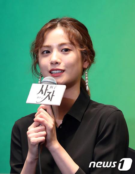 韓国ガールズグループ「AFTERSCHOOL」メンバーで女優ナナが、ドラマ「四子」降板の意思を示した。(提供:news1)