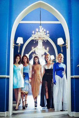 【公式】「少女時代」、新ユニット「少女時代-Oh! GG」結成…テヨン&ユナ&ユリ&サニー&ヒョヨンで9月5日カムバック(提供:OSEN)