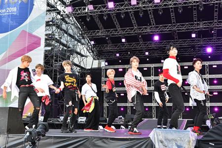 「NCT 127」、デビュー後初の日本ライヴツアー開催決定! (オフィシャル)