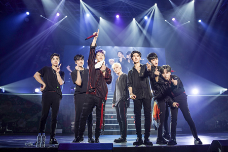 「iKON」、「iKON JAPAN TOUR 2018」が福岡にて開幕! 3日間で3万2000人が熱狂(オフィシャル)