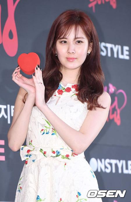 ソヒョン、新ユニット「少女時代-Oh! GG」で出発するメンバーらを応援 「期待して」