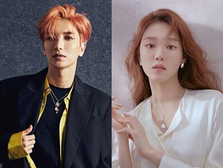 「SJ」イトゥク&女優イ・ソンギョン、「2018AAA」MC確定=11月28日開催(提供:OSEN)