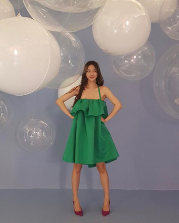 実在するバービー人形? 女優ハン・イェスル、圧倒的美貌を誇る…医療事故からの完全復帰も間近か(提供:OSEN)