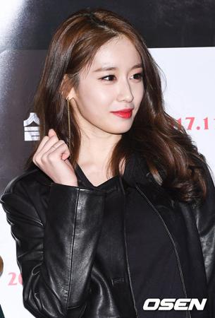 韓国歌手ジヨン(T-ARA)が、元気な近況をファンに伝えた。(提供:OSEN)