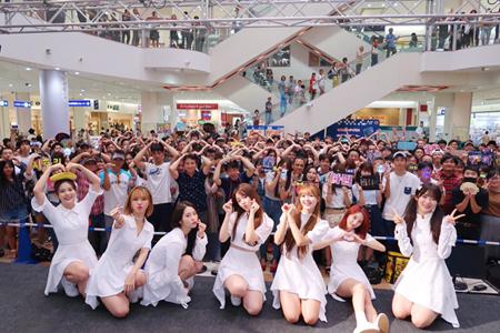 「OH MY GIRL」、来年1月の日本デビュー発表! 福岡・大阪・東京でデビューライブ開催も決定(オフィシャル)
