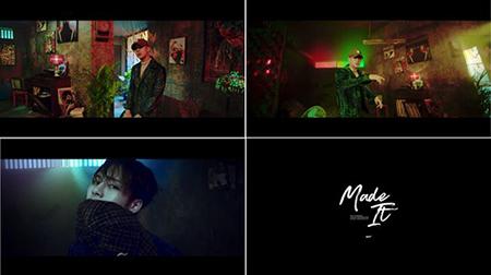 「GOT7」のジャクソンが、ソロ曲「Made It」のミュージックビデオを電撃公開して、爆発的なカリスマを吹きだして目を引いた。(提供:OSEN)
