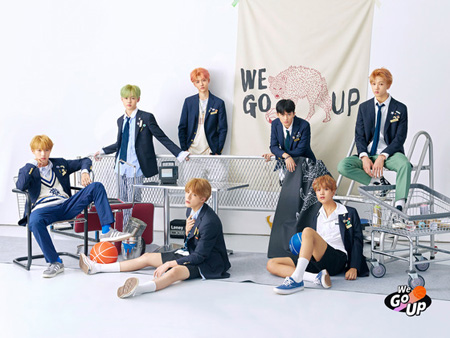 「NCT DREAM」、「We Go Up」が週間アルバムチャートで1位獲得! (提供:news1)