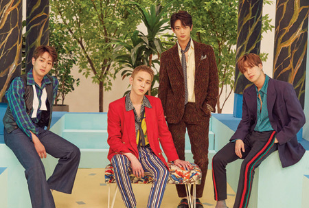 「SHINee」、本日(10日)6th合本フルアルバムを発表=新曲も収録(提供:news1)