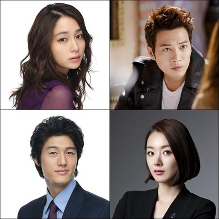 韓国SBSの新ドラマ「運命と怒り」が、女優イ・ミンジョン、ソ・イヒョン、俳優チュ・サンウク、イ・ギウを主人公に決定し、本格的な制作の準備に入った。(提供:news1)