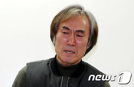 映画撮影中に相手女優にわいせつ行為をはたらいた容疑をもたれている韓国俳優チョ・ドクジェの懲役刑の執行猶予が確定した。(提供:news1)