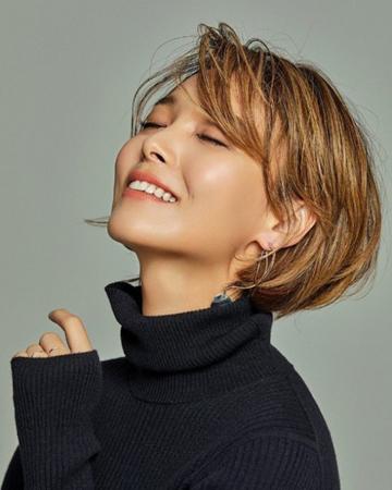 第三子妊娠を伝えた「Wonder Girls」元メンバーのソネ(29)が、「引退を宣言したことはない」と自ら語った。(提供:news1)